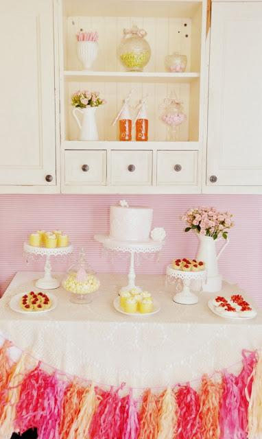 A Vintage Themed 1st Birthday by Sweet Avenue