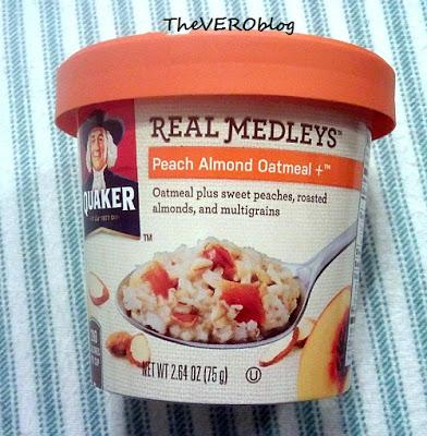Review: Quaker Real Medleys Oatmeal