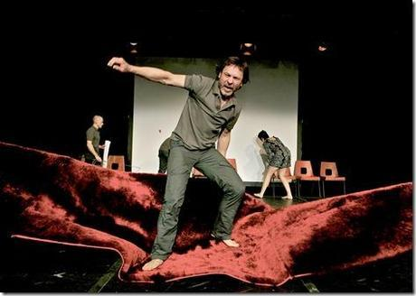 Review: Minsk, 2011: A Reply to Kathy Acker (Belarus Free Theatre @ Chicago Shakespeare)