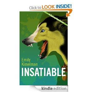 INSATIABLE (A Sydney Rye Novel, #3)