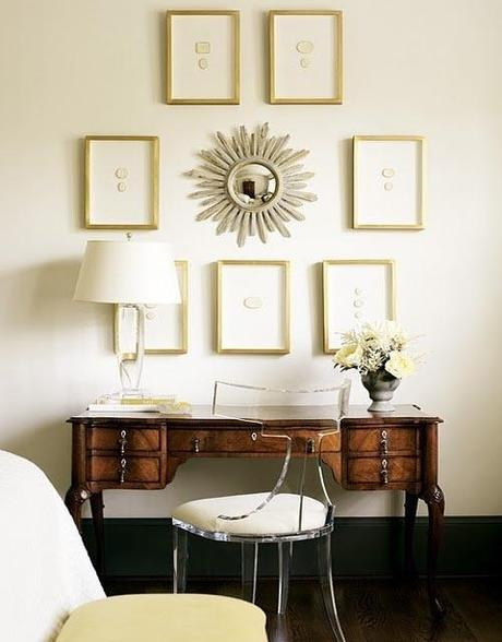 decor sunburst mirrors7 Using sunburst mirrors in your home decor HomeSpirations
