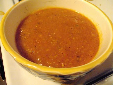 chipotle and kielbasa soup 006
