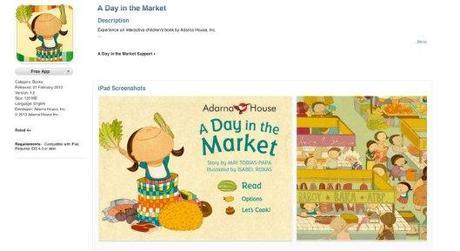 Download your FREE copy of A DAY IN THE MARKET Lite for your iPad today!