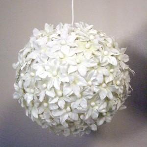 flower paper lanterni 9 DIY Ways to Dress Up a Lantern   Fun & Festive!