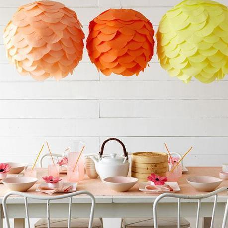 diy paper lantern 9 DIY Ways to Dress Up a Lantern   Fun & Festive!