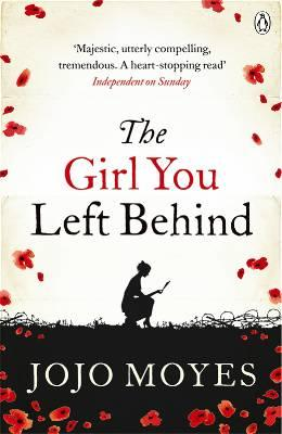 Friday Book Review - The Girl You Left Behind by Jojo Moyes