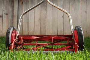 old_lawnmower