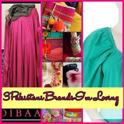 pakistani fashion brands