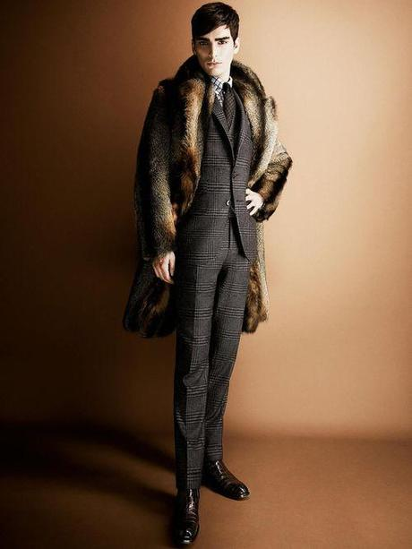 Tom Ford Menswear Fall/Winter 2013/2014 View more of the...