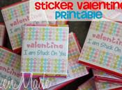 FPF: Sticker Valentine Printable