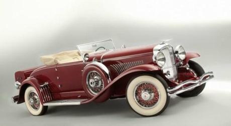 1929 Duesenberg Model J-219 Cabriolet by Murphy