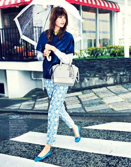 Ella Kandyba by Tak Sugita for Elle Japan March 2013 5