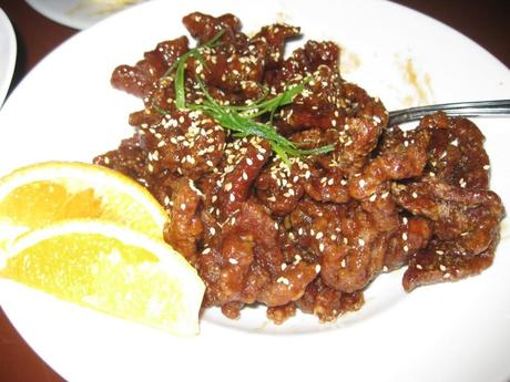 Beef Sesame-NGNO