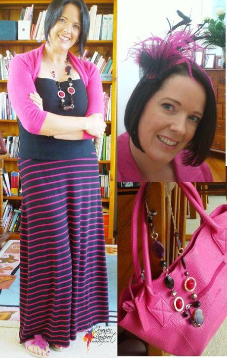 Think Pink – FABruary Style Challenge
