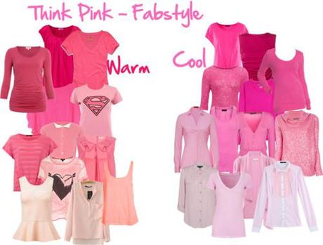 Think Pink - Fabruary Style Challenge