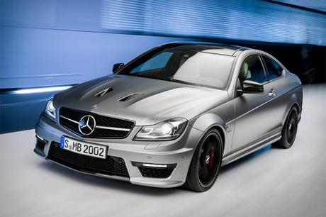 2014 Mercedes-Benz C63 AMG Edition 507 The new C63 Edition 507...