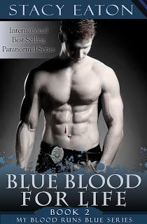 My Blood Runs Blue gets a facelift!