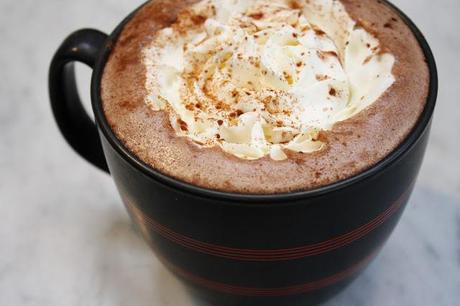 on wicked hot chocolate...