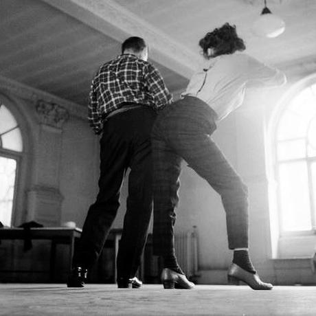 Alec Dances Mamba