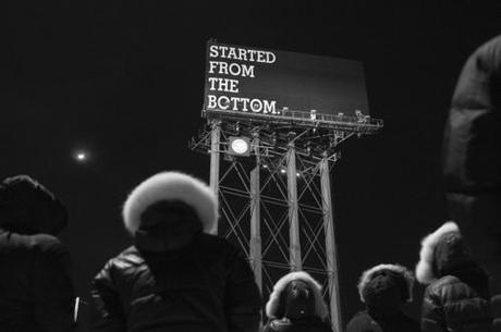 "New Music: Drake ""Started From The Bottom""  Earlier than..."