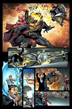 Avenging Spider-Man #17 Preview 3
