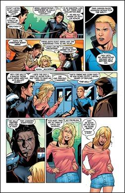 Archer & Armstrong #7 Preview 2