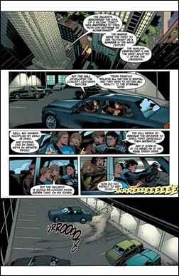 Archer & Armstrong #7 Preview 3