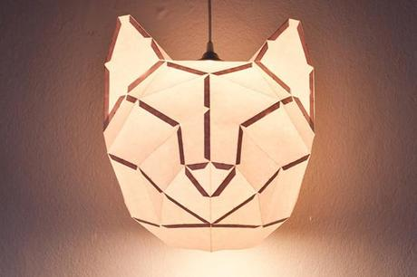 3d Animal Lampshade