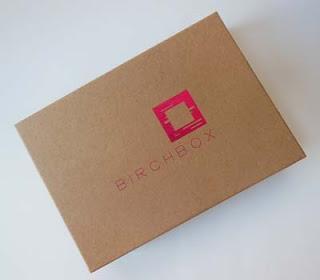 Birchbox January 2013 - Back to the Brown Box