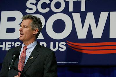 Brown Won't Run For Kerry's Senate Seat