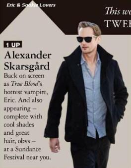 SkarsAlert! It's a combination of Lust, Calvin Klein… and Tarzan?