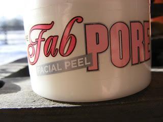 Soap & Glory Fab Pore Facial Peel