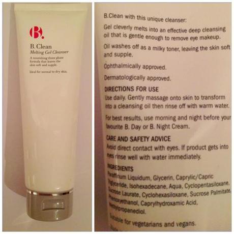 Superdrug B. Clean Melting Gel Cleanser
