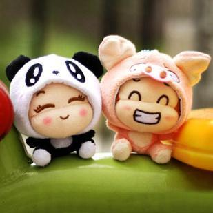 Plushies!!! Me Wants!