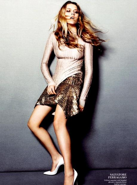 Teresa Palmer by Kai Z. Feng for InStyle US March 2013 4