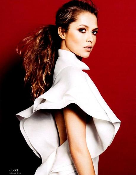 Teresa Palmer by Kai Z. Feng for InStyle US March 2013 3