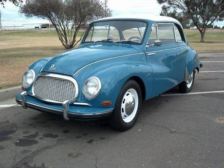 1957 DKW 3=6