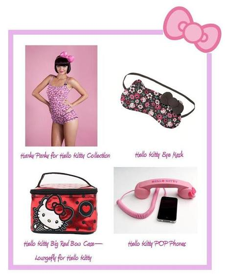 Valentine's Day Gift Guide | For the Hello Kitty Lover