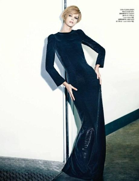 Carmen Kass by Choi Yongbin for Harper's Bazaar Korea February 2013  3