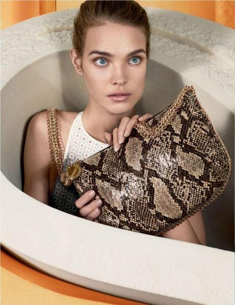 Natalia Vodianova by Mert & Marcus for Stella McCartney Spring:Summer 2013 2