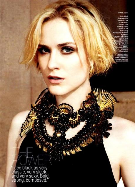 Evan Rachel Wood by Hilary Walsh for Cosmopolitan US March 2013 5