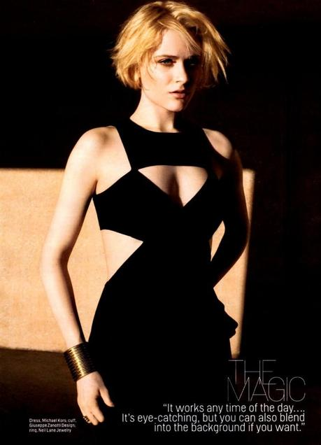 Evan Rachel Wood by Hilary Walsh for Cosmopolitan US March 2013 2
