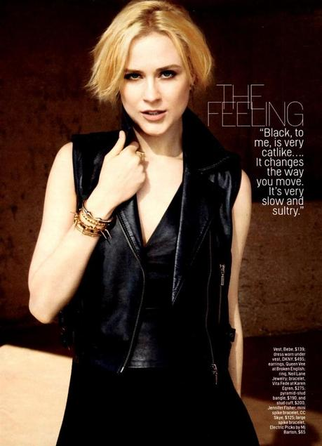 Evan Rachel Wood by Hilary Walsh for Cosmopolitan US March 2013 3
