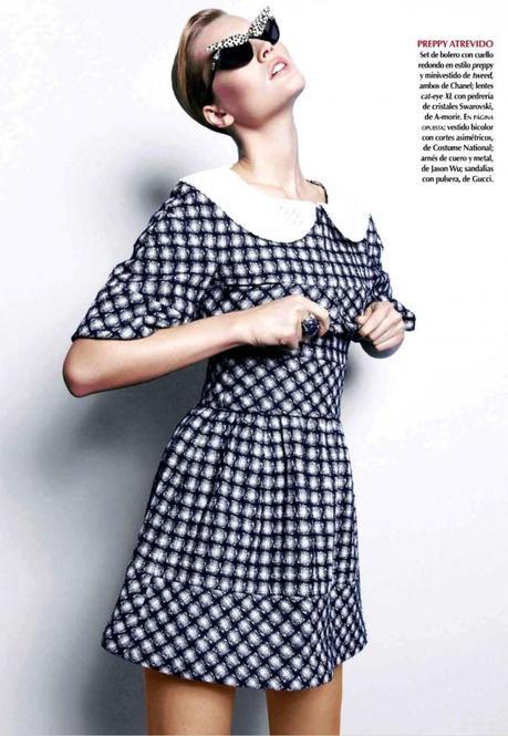 Toni Garrn by Nagi Sakai for Vogue Mexico February 2013 3