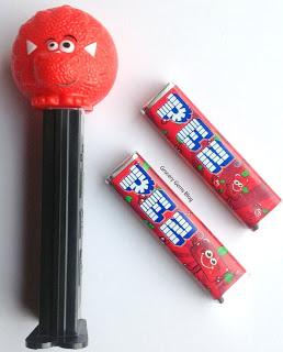 Limited Edition Red Nose Day PEZ dispensers