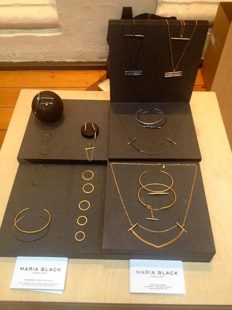 JEWELLERY BY MARIA BLACK