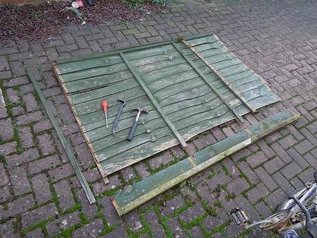 Fence Panel Repair