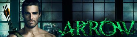 CW's Arrow - Header