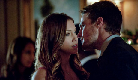 Oliver and Laurel  - Arrow
