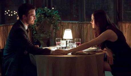 Oliver and Helena  - Arrow